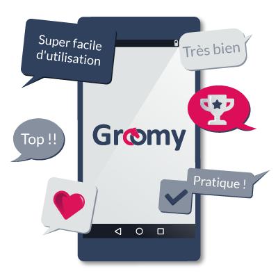 Groomy_recommandation
